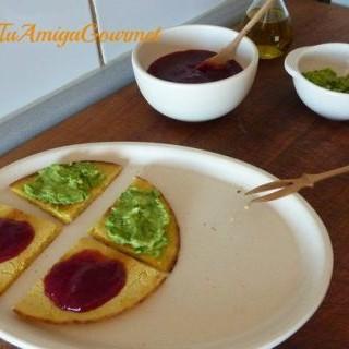Tortilla de Chuchoca (Sémola de maíz) sirve de base para tacos [Sin Gluten ni Leche]