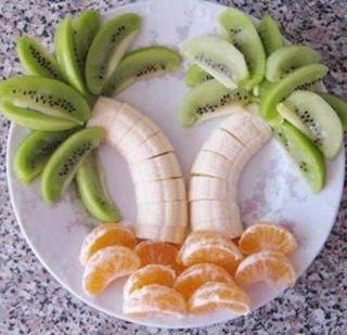 Palmeras de fruta