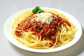 espaguetis a la bolonesa