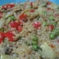 Quinoa a la piña