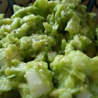 Guacamole sencillo